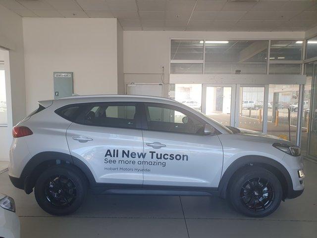 Demo Hyundai Tucson TL3 MY19 Go AWD, 2018 Hyundai Tucson TL3 MY19 Go AWD Platinum Silver 8 Speed Sports Automatic Wagon