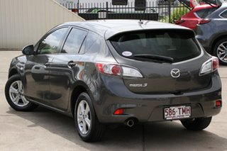 2013 Mazda 3 BL10F2 MY13 Neo Graphite 6 Speed Manual Hatchback.