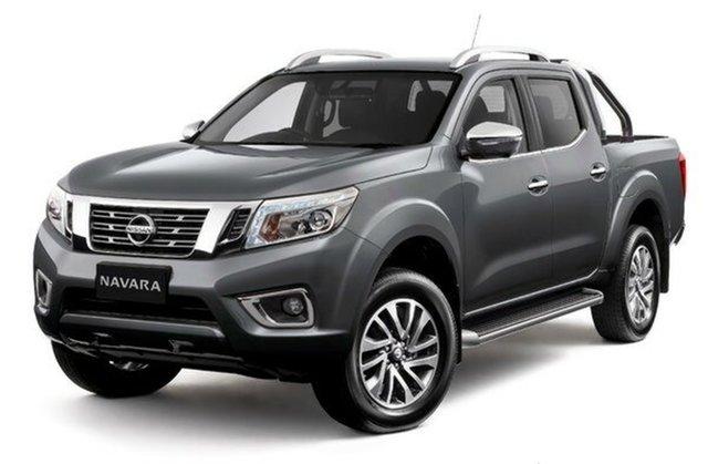 New Nissan Navara D23 S3 ST-X, 2019 Nissan Navara D23 S3 ST-X Slate Grey 7 Speed Sports Automatic Utility