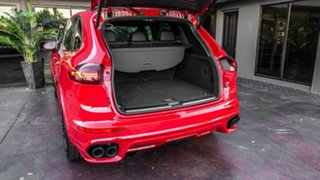2015 Porsche Cayenne 92A MY16 GTS Tiptronic Red 8 Speed Sports Automatic Wagon