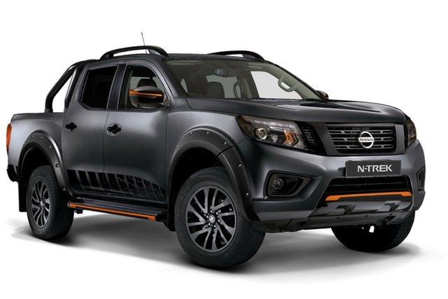 New Nissan Navara D23 S4 MY19 N-TREK, 2019 Nissan Navara D23 S4 MY19 N-TREK Slate Grey 7 Speed Sports Automatic Utility