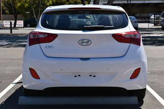 2014 Hyundai i30 GD3 Series II MY16 Active White 6 Speed Sports Automatic Hatchback