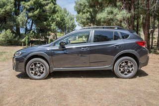2019 Subaru XV G5X MY19 2.0i Premium Lineartronic AWD Dark Grey 7 Speed Constant Variable Wagon