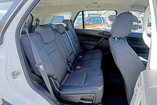 2018 Ford Everest UA II 2019.00MY Ambiente RWD Arctic White 6 Speed Sports Automatic Wagon