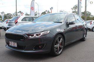 2015 Ford Falcon FG X XR8 Grey 6 Speed Sports Automatic Sedan.