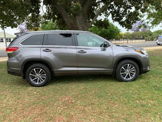 2018 Toyota Kluger GSU50R GXL 2WD Grey 8 Speed Sports Automatic Wagon.