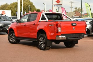 2019 Holden Colorado RG MY19 LTZ Pickup Crew Cab Absolute Red 6 Speed Sports Automatic Utility.