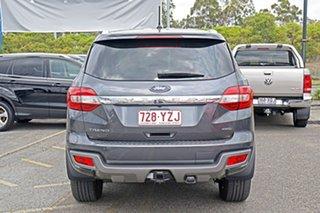 2019 Ford Everest UA II 2019.00MY Trend 4WD Grey 10 Speed Sports Automatic Wagon