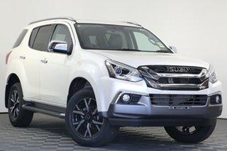 2019 Isuzu MU-X MY19 LS-T Rev-Tronic Silky White 6 Speed Sports Automatic Wagon.