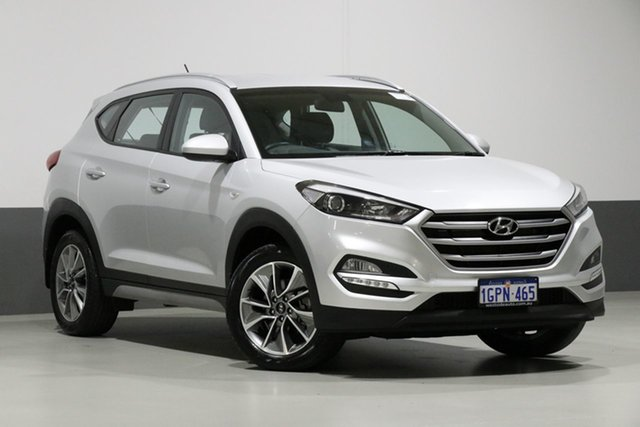 Used Hyundai Tucson TL MY18 Active X (FWD), 2018 Hyundai Tucson TL MY18 Active X (FWD) Silver 6 Speed Automatic Wagon
