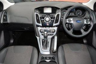 2012 Ford Focus LW Titanium PwrShift Billet Silver 6 Speed Sports Automatic Dual Clutch Sedan