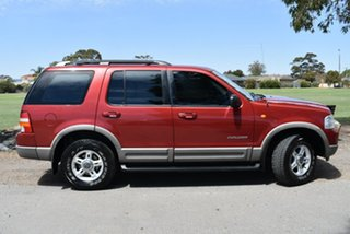 2002 Ford Explorer UT XLT Red 5 Speed Automatic Wagon