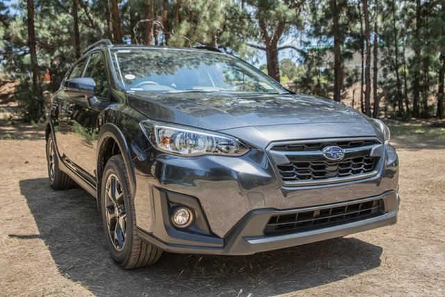 New Subaru XV G5X MY19 2.0i Premium Lineartronic AWD, 2019 Subaru XV G5X MY19 2.0i Premium Lineartronic AWD Dark Grey 7 Speed Constant Variable Wagon