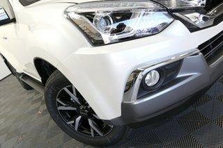 2020 Isuzu MU-X MY19 LS-T Rev-Tronic Silky White 6 Speed Sports Automatic Wagon.