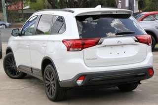 2020 Mitsubishi Outlander ZL MY21 Black Edition AWD Starlight 6 Speed Constant Variable Wagon