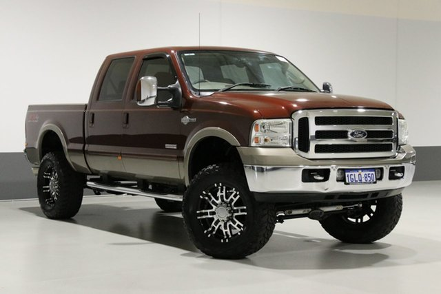 Used Ford F250  , Used F250 KING RANCH 6.0 V8 TURBO DIESEL