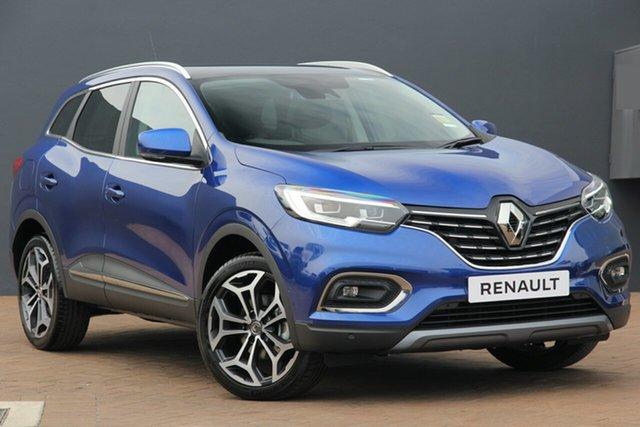 New Renault Kadjar XFE Intens EDC, 2019 Renault Kadjar XFE Intens EDC Iron Blue 7 Speed Sports Automatic Dual Clutch Wagon