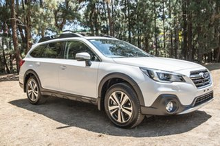 2019 Subaru Outback B6A MY19 2.5i CVT AWD Premium Crystal White Pearl 7 Speed Constant Variable.