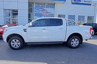 2019 Ford Ranger PX MkIII MY19 XLT 2.0 (4x4) Arctic White Automatic Utility