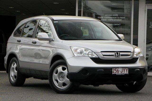Used Honda CR-V RE MY2007 Sport 4WD, 2007 Honda CR-V RE MY2007 Sport 4WD Silver 5 Speed Automatic Wagon