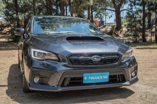 2019 Subaru WRX V1 MY19 Premium Lineartronic AWD Dark Grey 8 Speed Constant Variable Sedan.