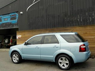2009 Ford Territory SY MkII TX AWD Silver 6 Speed Sports Automatic Wagon