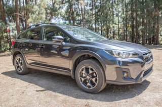 2019 Subaru XV G5X MY19 2.0i Premium Lineartronic AWD Dark Grey 7 Speed Constant Variable Wagon.