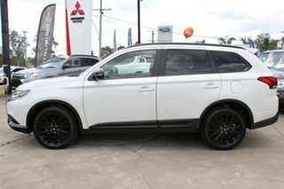 2020 Mitsubishi Outlander ZL MY21 Black Edition 2WD Starlight 6 Speed Constant Variable Wagon