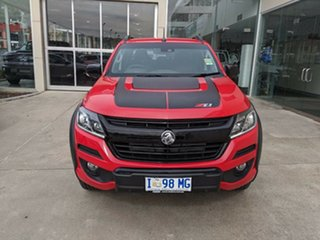 2019 Holden Colorado RG MY19 Z71 Pickup Crew Cab Absolute Red 6 Speed Sports Automatic Utility.