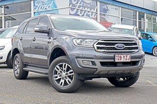 2019 Ford Everest UA II 2019.00MY Trend 4WD Grey 10 Speed Sports Automatic Wagon.