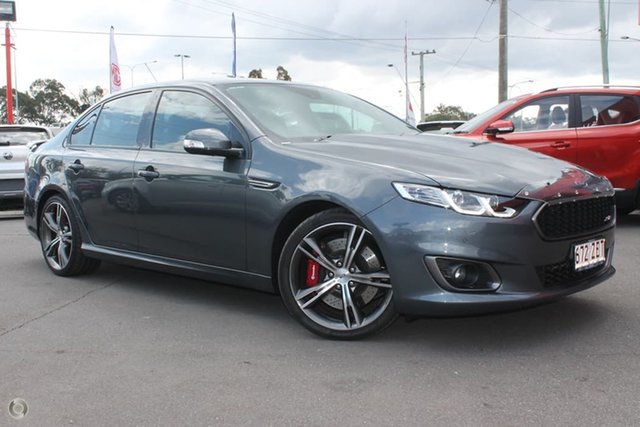 Used Ford Falcon FG X XR8, 2015 Ford Falcon FG X XR8 Grey 6 Speed Sports Automatic Sedan