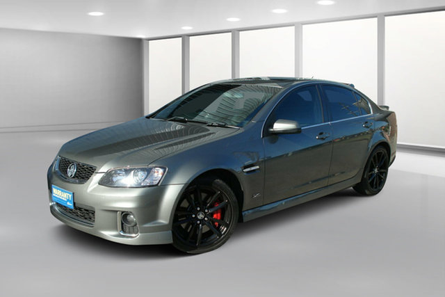 Used Holden Commodore VE II MY12.5 SS V Z Series, 2012 Holden Commodore VE II MY12.5 SS V Z Series Alto Grey 6 Speed Sports Automatic Sedan