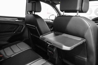 2018 Volkswagen Tiguan 5N MY18 162TSI Highline DSG 4MOTION Allspace White 7 Speed