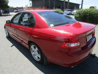2005 Holden Commodore VZ Equipe 4 Speed Automatic Sedan