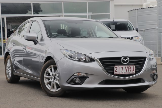 Used Mazda 3 BM5276 Maxx SKYACTIV-MT, 2015 Mazda 3 BM5276 Maxx SKYACTIV-MT Grey 6 Speed Manual Sedan