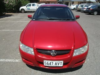 2005 Holden Commodore VZ Equipe 4 Speed Automatic Sedan.