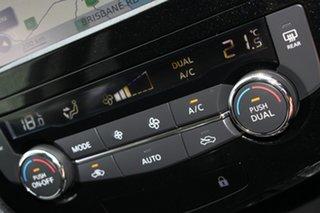 2018 Nissan Qashqai J11 Series 2 N-TEC X-tronic Red 1 Speed Constant Variable Wagon