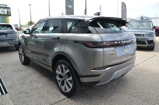 2019 Land Rover Range Rover Evoque L551 SE Silicon Silver 9 Speed Automatic SUV.