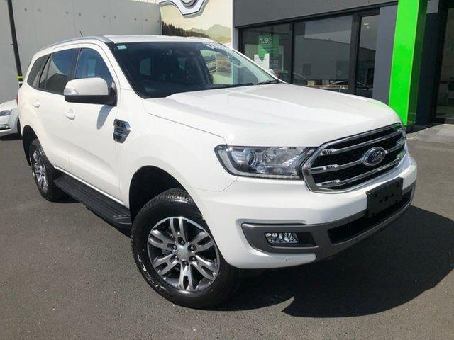 Used Ford Everest UA II 2019.00MY Trend RWD, 2019 Ford Everest UA II 2019.00MY Trend RWD White 10 Speed Sports Automatic Wagon