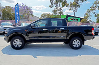 2019 Ford Ranger PX MkIII 2019.00MY XLS Pick-up Double Cab Black 6 Speed Sports Automatic Utility