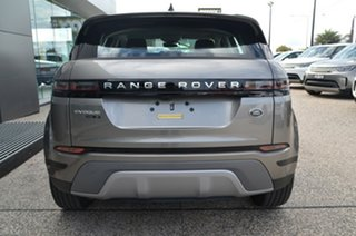 2019 Land Rover Range Rover Evoque L551 MY20 D150 SE Silicon Silver 9 Speed Sports Automatic Wagon