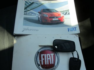 2009 Fiat Punto Dynamic 5 Speed Automatic Hatchback
