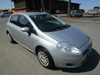 2009 Fiat Punto Dynamic 5 Speed Automatic Hatchback.