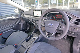 2018 Ford Focus SA 2019MY Titanium Magnetic 8 Speed Automatic Hatchback