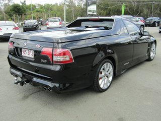 2011 Holden Special Vehicles Maloo V3 MY12 R8 Black 6 Speed Automatic Utility