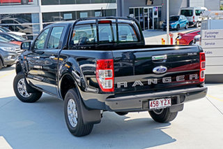 2019 Ford Ranger PX MkIII 2019.00MY XLS Pick-up Double Cab Black 6 Speed Sports Automatic Utility.