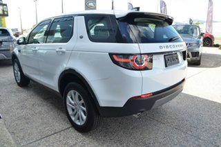 2019 Land Rover Discovery Sport L550 SE Fuji White 9 Speed Automatic SUV.