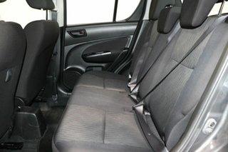 2013 Suzuki Swift FZ MY13 GA Grey 5 Speed Manual Hatchback