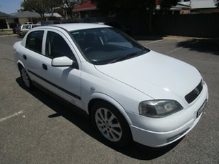 2004 Holden Astra TS CDX 4 Speed Automatic Sedan.
