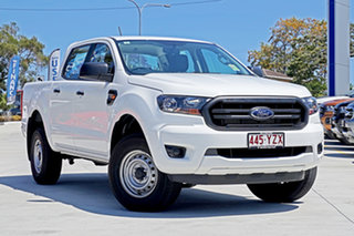 2019 Ford Ranger PX MkIII 2019.00MY XL Pick-up Double Cab White 6 Speed Sports Automatic Utility.